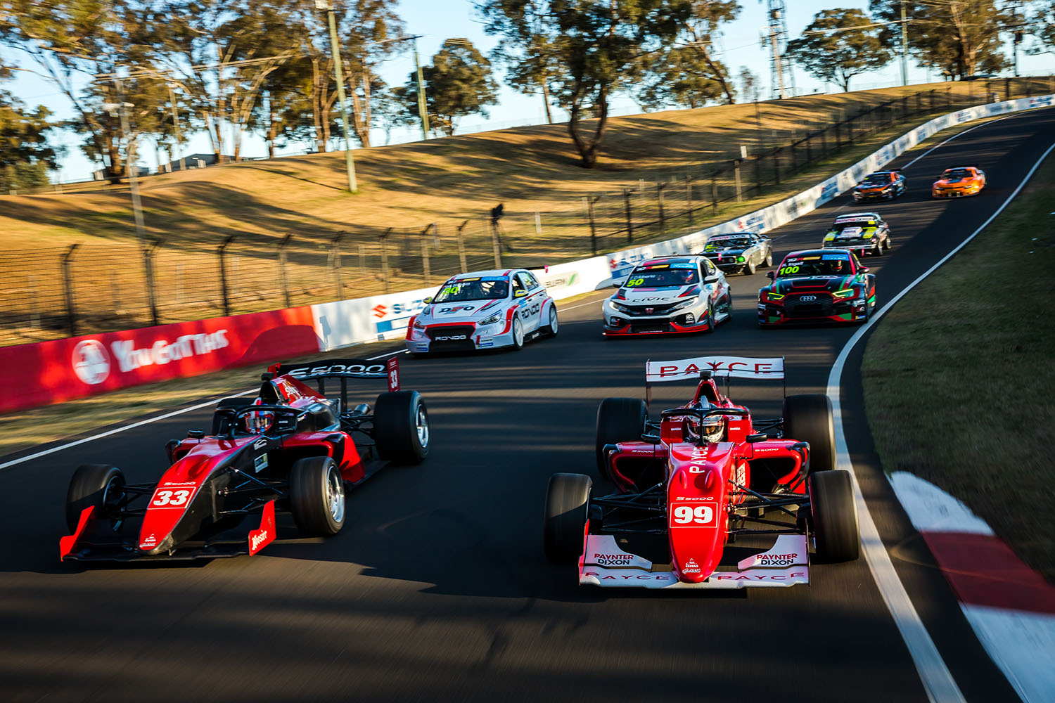 Date confirmed for the inaugural Bathurst International at Mount Panorama