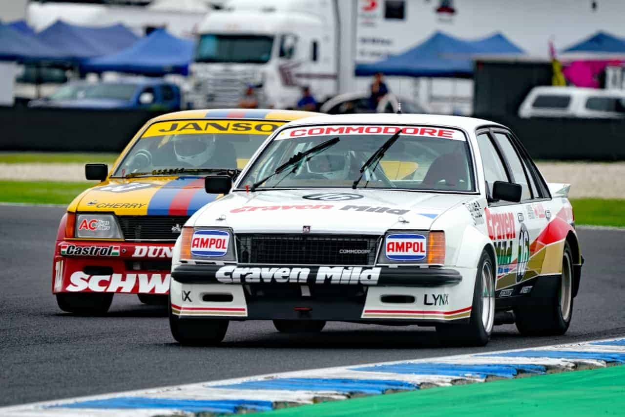 Grice and Janson Commodores confirmed forHolden Bathurst Revival