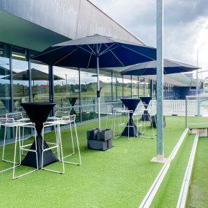 Bathurst International Club Balcony